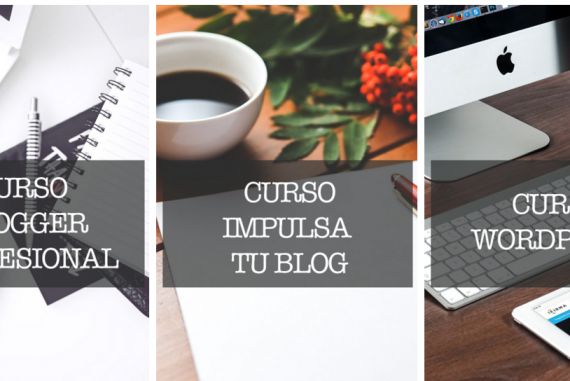 Cursos blogs Wordpress