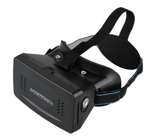 Juguetrónica - Gafas de realidad virtual baratas