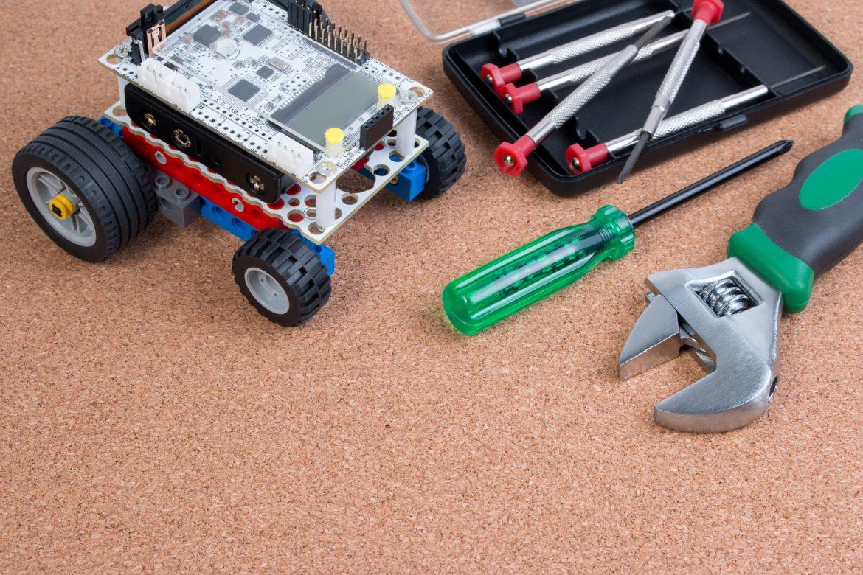 Cursos de robotica para niños