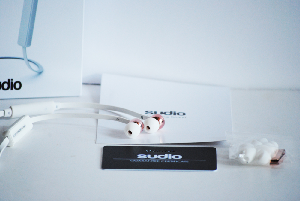 Auriculares Inalámbricos para iPhone Sudio Sweden