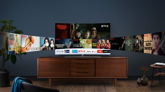 SMART TV QLED SAMSUNG MEDIA MARKT