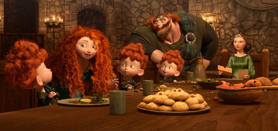 Brave - Intrépida 2012 Película - Cine infantil
