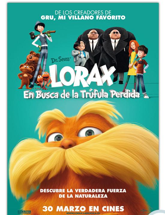 Lorax promociones