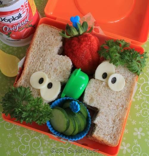 Sandwich Ferb y Phineas