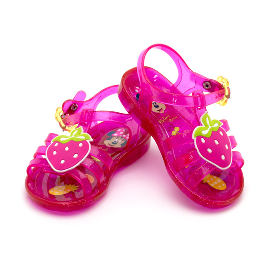 Disney Calzado de verano - cangrejeras de Minnie