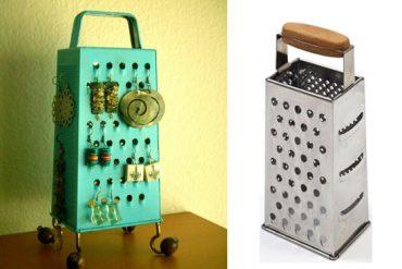 DIY Organizador de pendientes