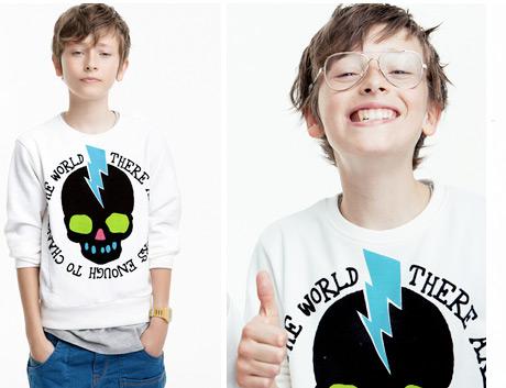 Moda infantil ZARA KIDS
