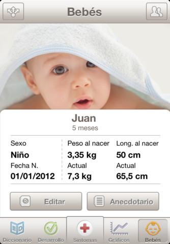 iPediatric, app para padres