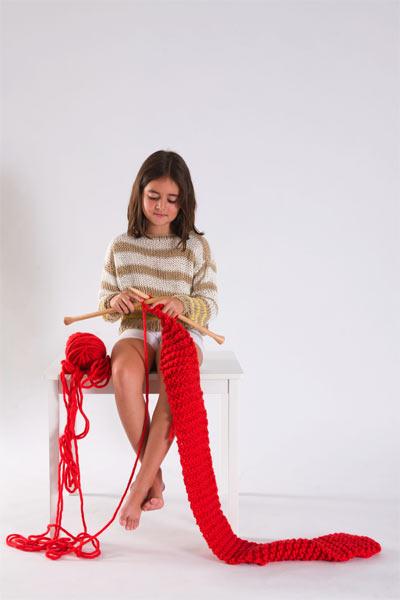 We are Knitters - Patrones para niños Punto, tejer, aprender a hacer punto