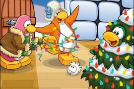 Club Penguin Navidad