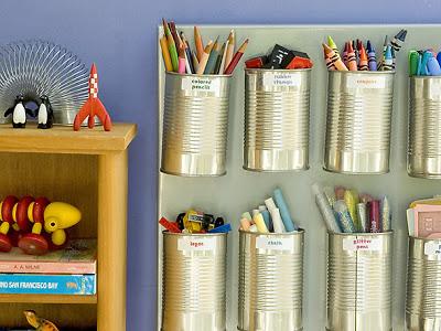 3 ideas para reutilizar latas