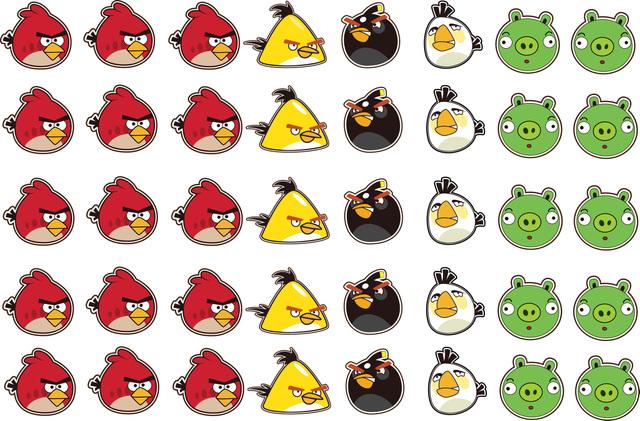 Angry Birds: Ideas de fiesta