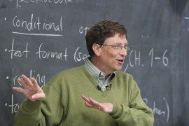 Bill Gates Colegio