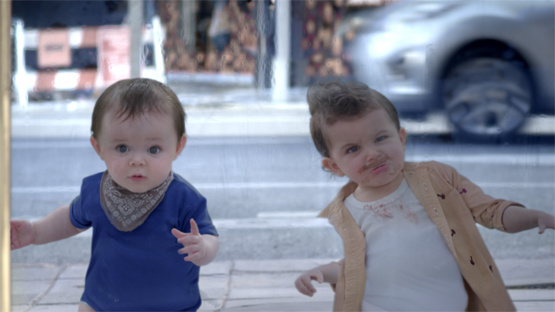 Video Evian Baby&Me Video bebes