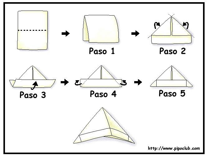 Cómo hacer un gorro de papel  34275bfbe79
