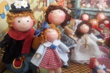 Tumimas broches muñecas