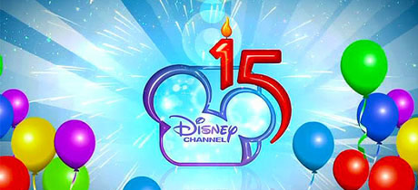 Disney Channel 15 aniversario Bloggers