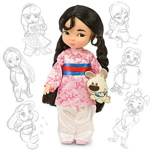 Disney Animators Collection Dolls