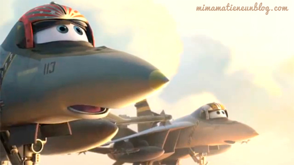 AVIONES Pelicula Disney