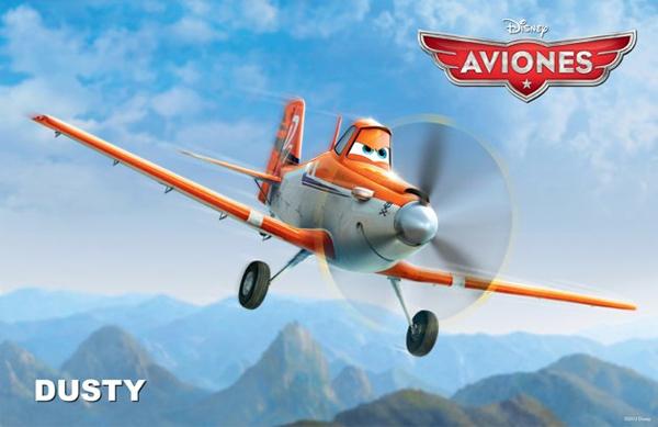 Aviones - Dusty