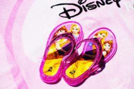 Sandalias Disney