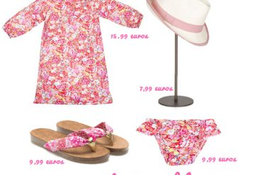 Look Playa Niña Zara Kids