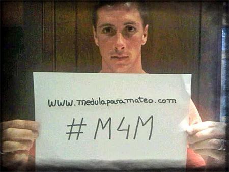 #m4m Médula para Mateo