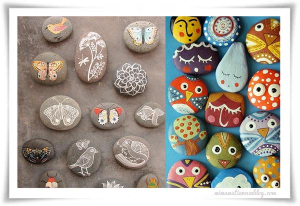 Como pintar piedras imagui for Pintura para pintar piedras