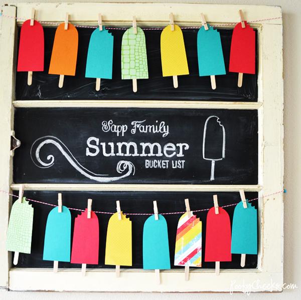 Planes de verano con niños Manualidades