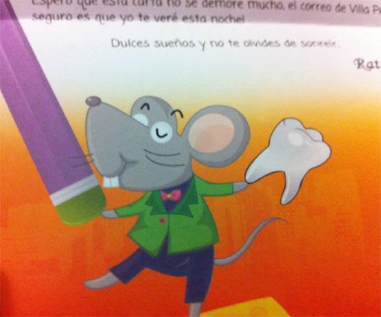 Ratocito Pérez Regalos Ratón Pérez Ideas