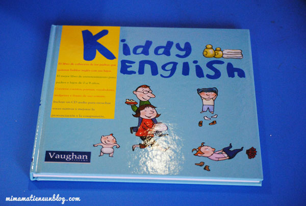 Vaughan Kiddy English
