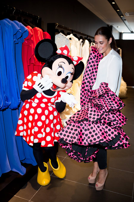 Minnie Mouse y Vicky Martín Berrocal | MI MAMÁ TIENE UN BLOG