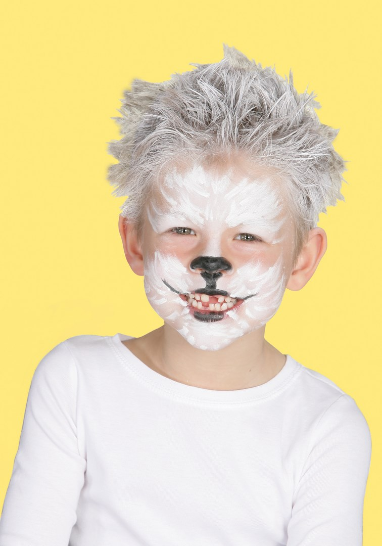 Maquillaje Halloween para niños