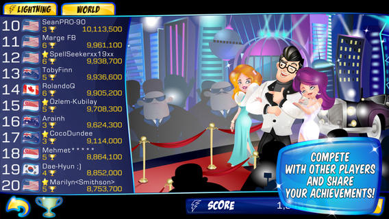 Spelling Millionaire
