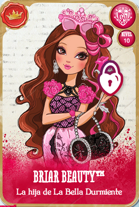 BRIAR BEAUTY EVER AFTER HIGH