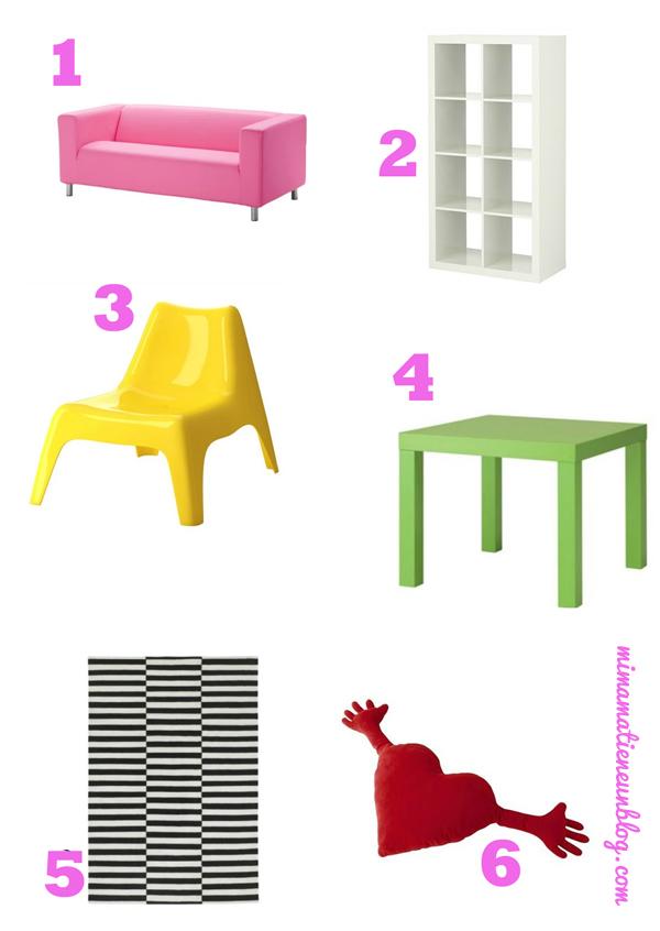 Muebles muñecas IKEA HUSET