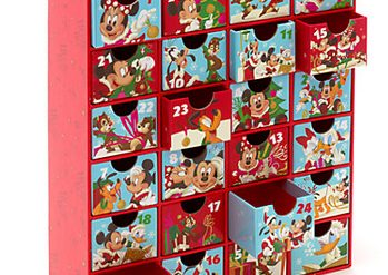 CALENDARIO ADVIENTO DISNEY