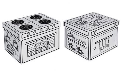 Cocina Manualidad Cartón, juguetes, creatividad