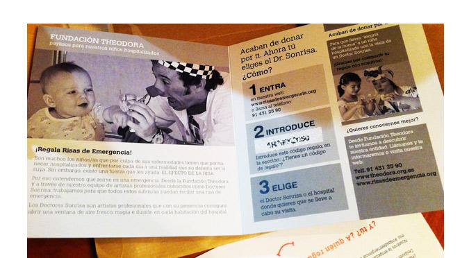 Fundación Theodora - Risas de emergencia Mamás solidarias