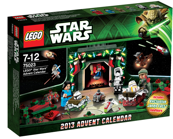 LEGO CALENDARIO ADVIENTO STAR WARS