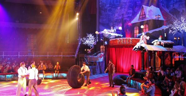 Navidad Circo Price 2013