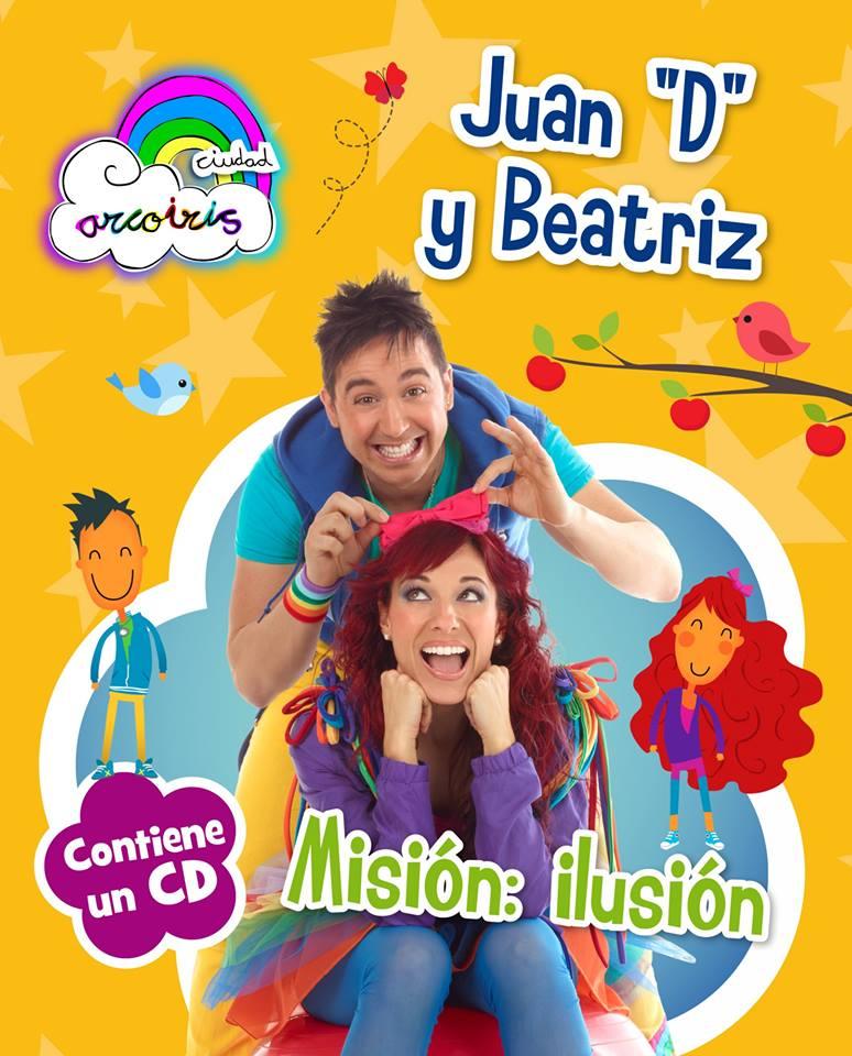 Ciudad Arco Iris Libro CD