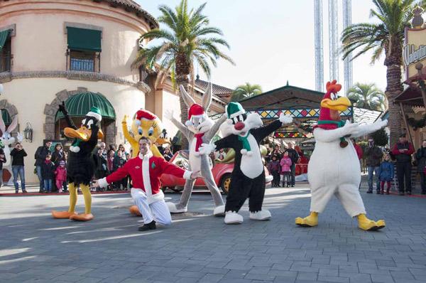 Espectáculo Parque Disney