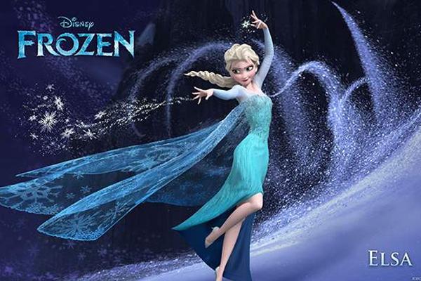 Frozen Manualidad