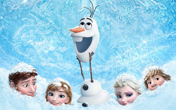 Las aventura de Olaf
