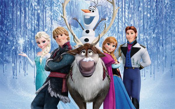 Frozen, de lo mejorcito de Disney