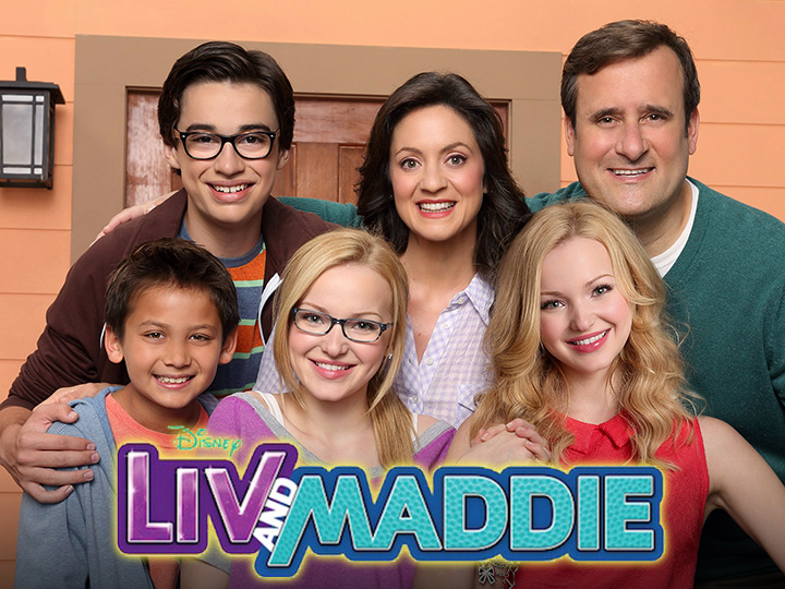 LIV & MADDIE DISNEY CHANNEL
