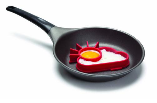 Molde huevos Fritos
