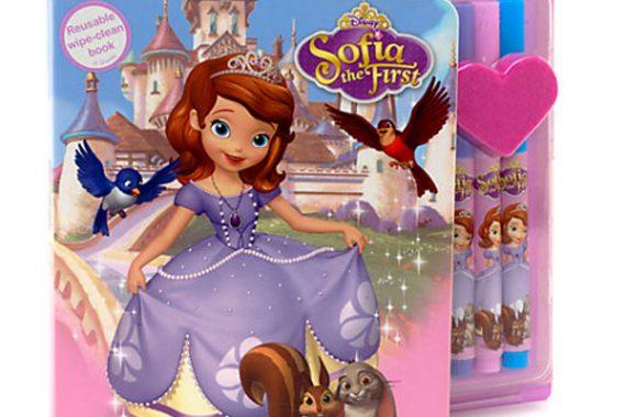 Regalos Princesa Sofía
