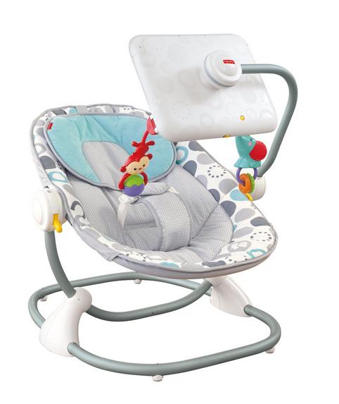 Una silla para beb con soporte para tablet mi mam for Coches con silla para bebe